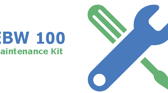 EBW 100 Maintenance Value Kit