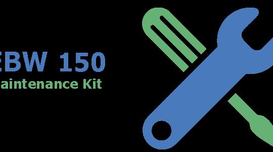 EBW 150 Maintenance Value Kit