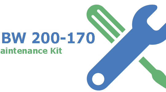 EBW 200-170 Maintenance Value Kit
