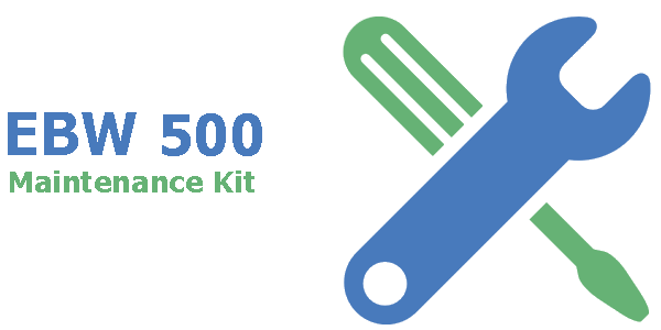EBW 500 Maintenance Value Kit