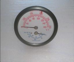 Temperature/Pressure Gauge